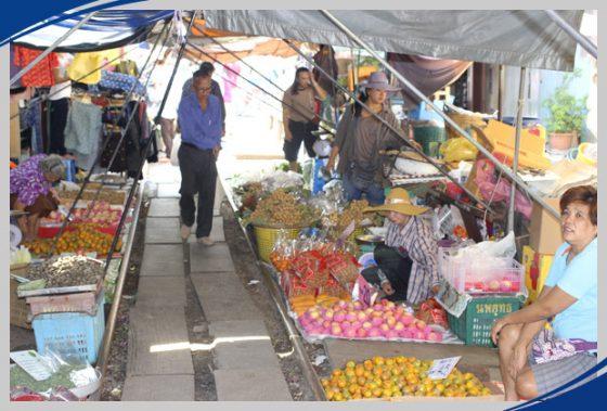 Экскурсия тайский экспресс из Паттайи