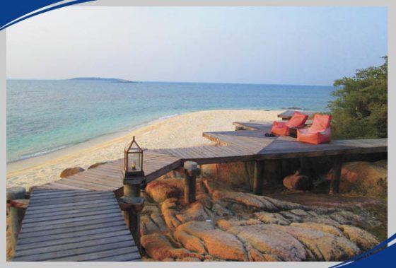 Тайские Мальдивы - райский остров в Паттайе
