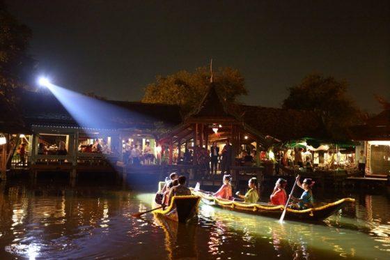 Экскурсия Вечер в Старом Сиаме