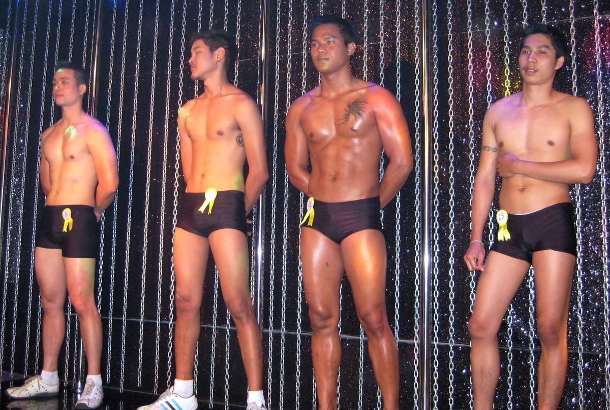 Секс вечеринка в тайланде
