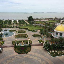 Дворцово-парковый ансамбль «Baan Sukhawadee»
