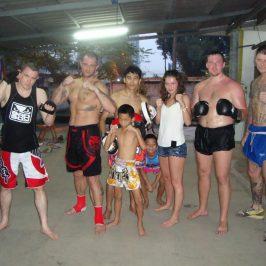 Как за 2 недели прийти в форму в Таиланде?