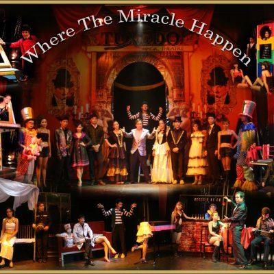 Театр магии «Тукседо»