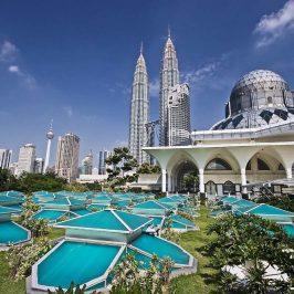 В Куала-Лумпур из Паттайи на 3 дня