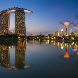 СИНГАПУР — «Азиатская Европа»