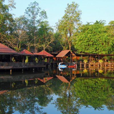 Провинция Трат — самая восточная провинция королевства Таиланд