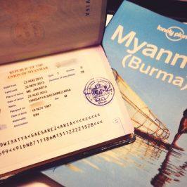 Виза в Мьянму. Бангкок