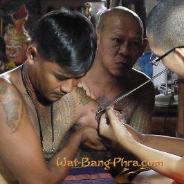 Фестиваль магических татуировок Сак Янт