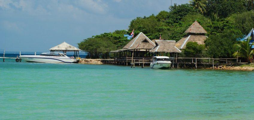 Частный остров - отель Баунти (Южный Талу)