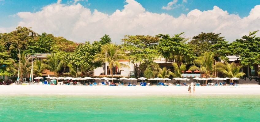 Военный пляж — Сай Кео, Голубая лагуна