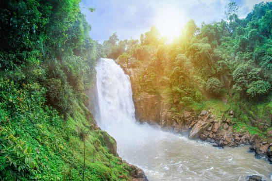 Водопад Haew Narok