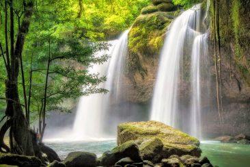 Джунгли зовут: Водопад Haew Suwat