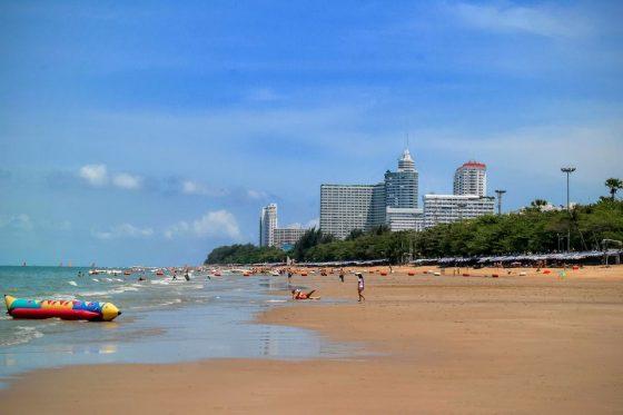 Пляжный отдых — Паттайя или Пхукет