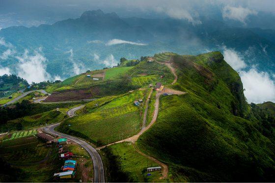 Экскурсия «Над облаками» — приключенческий тур из Паттайи на север Таиланда